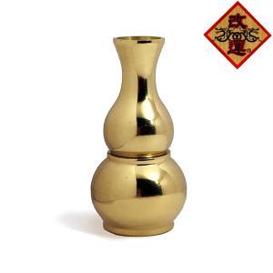 葫蘆の置物 桃花瓶|yowado