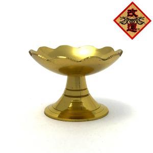 銅製の小皿 yowado