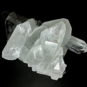 ブラジル産 レインボー入り 水晶クラスター 777g SC001 yowado 14