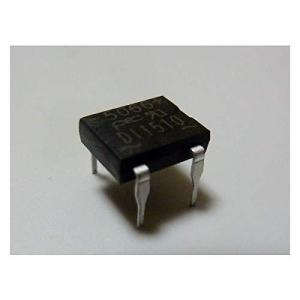ダイオードブリッジ DI1510 DIPタイプ 10個入 定格700V1.5A ピーク1500V50A|yoyogiha
