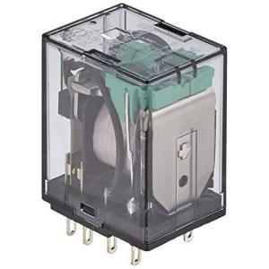 富士電機機器制御 ミニコントロールリレー プラグイン形 サージ吸収ダイオード付+動作表示ランプ付 D...