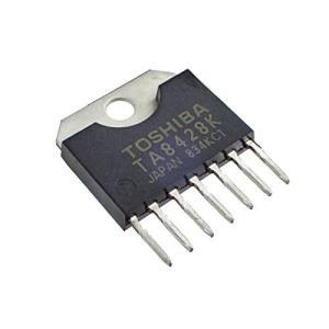 TOSHIBA(東芝) DC モータ用 フルブリッジドライバ 7V〜27V 1.5A TA8428K