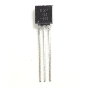 KSP94, A94, MSP94 互換 高耐圧 (400V) PNP トランジスタ (10)