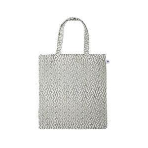 A4 フラットバッグ(紗綾形柄)日本製 綿100% ジャカード織 伝統 米沢織 米織 小紋柄 和柄 書類 雑誌 慶事礼装|yozando-y