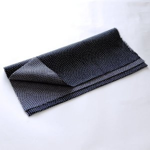 カットクロス(鮫小紋柄)日本製 綿100% ジャカード織 伝統 米沢織 米織 小紋柄 和柄 ハンドメイド 手作り|yozando-y