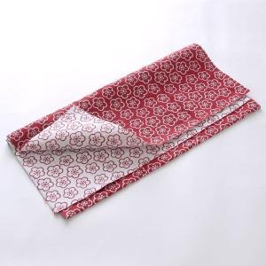 カットクロス(梅柄)日本製 綿100% ジャカード織 伝統 米沢織 米織 小紋柄 和柄 ハンドメイド 手作り|yozando-y