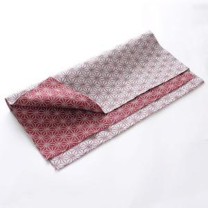 カットクロス(麻の葉柄)日本製 綿100% ジャカード織 伝統 米沢織 米織 小紋柄 和柄 ハンドメイド 手作り|yozando-y