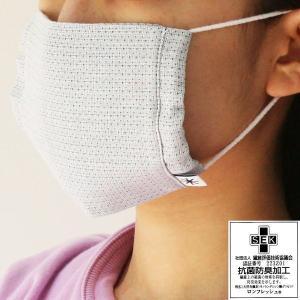 織のマスク PREMIUM 男女兼用サイズ(無地・行儀)|yozando-y