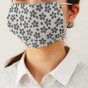 織のマスク(桜)|yozando-y