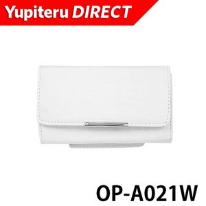 オプション品 AGN Black AGN5300 AGN5200用レザーケース OP-A021W Yupiteru公式直販|ypdirect