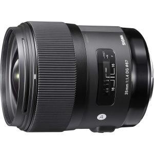 SIGMA 単焦点広角レンズ Art 35mm F1.4 DG HSM ニコン用 フルサイズ対応 yrkstore