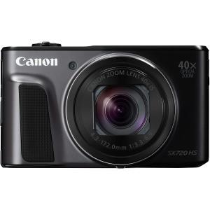 Canon デジタルカメラ PowerShot SX720 HS レッド 光学40倍ズーム ブラック/レッド yrkstore
