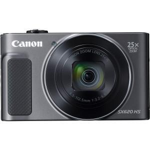 Canon コンパクトデジタルカメラ PowerShot SX620 HS ホワイト 光学25倍ズーム ブラック/ホワイト/レッド yrkstore