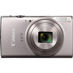 Canon コンパクトデジタルカメラ IXY 650 シルバー 光学12倍ズーム/Wi-Fi対応 IXY650SL yrkstore