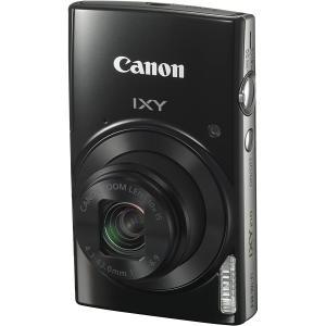 Canon コンパクトデジタルカメラ IXY 210 ブラック/シルバー yrkstore