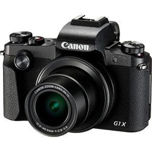 Canon コンパクトデジタルカメラ PowerShot G1 X Mark III ブラック APS-Cセンサー/F2.8レンズ/EVF内蔵 PSG1XMARKIII yrkstore