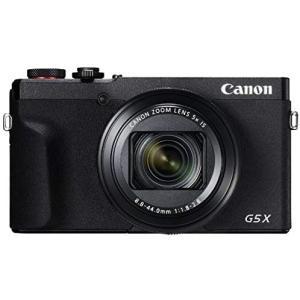 Canon コンパクトデジタルカメラ PowerShot G5 X Mark II ブラック 1.0型センサー/F1.8レンズ/光学5倍ズーム PSG5XMARKII yrkstore