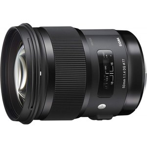 SIGMA 単焦点標準レンズ Art 50mm F1.4 DG HSM ニコン用 フルサイズ対応 yrkstore