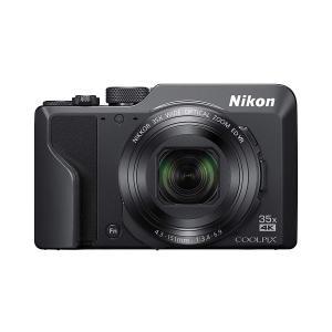 Nikon デジタルカメラ COOLPIX A1000 BK 光学35倍 ISO6400 アイセンサー付EVF クールピクス ブラック/シルバー|yrkstore
