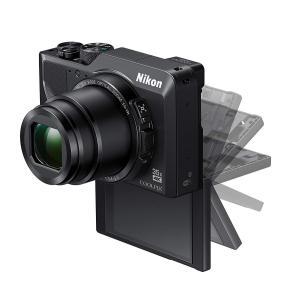 Nikon デジタルカメラ COOLPIX A1000 BK 光学35倍 ISO6400 アイセンサー付EVF クールピクス ブラック/シルバー|yrkstore|04
