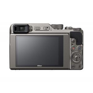Nikon デジタルカメラ COOLPIX A1000 BK 光学35倍 ISO6400 アイセンサー付EVF クールピクス ブラック/シルバー|yrkstore|07