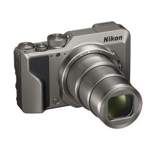 Nikon デジタルカメラ COOLPIX A1000 BK 光学35倍 ISO6400 アイセンサー付EVF クールピクス ブラック/シルバー|yrkstore|09