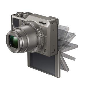 Nikon デジタルカメラ COOLPIX A1000 BK 光学35倍 ISO6400 アイセンサー付EVF クールピクス ブラック/シルバー|yrkstore|10