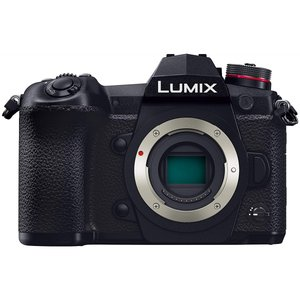 パナソニック ミラーレス一眼カメラ ルミックス G9 ボディ ブラック DC-G9-K yrkstore