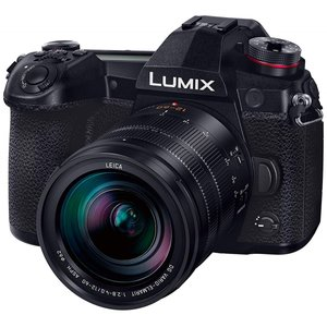 パナソニック ミラーレス一眼カメラ ルミックス G9 レンズキット 標準ズームライカDGレンズキット ブラック DC-G9L-K yrkstore