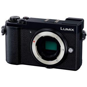 パナソニック ミラーレス一眼カメラ ルミックス GX7MK3 ボディ ブラック DC-GX7MK3-K ブラック/シルバー yrkstore