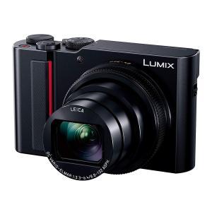 パナソニック コンパクトデジタルカメラ ルミックス TX2 光学15倍 ブラック DC-TX2-K yrkstore