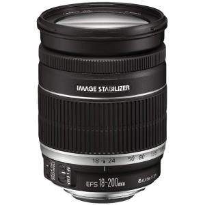 Canon 望遠ズームレンズ EF-S18-200mm F3.5-5.6 IS APS-C対応 yrkstore