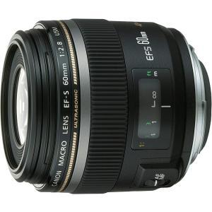 Canon 単焦点マクロレンズ EF-S60mm F2.8マクロ USM APS-C対応