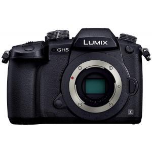 パナソニック ミラーレス一眼カメラ ルミックス GH5 ボディ ブラック DC-GH5-K|yrkstore