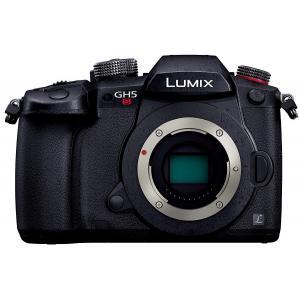 パナソニック ミラーレス一眼カメラ ルミックス GH5S ボディ ブラック DC-GH5S-K|yrkstore