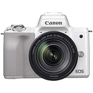 Canon ミラーレス一眼 EOS Kiss M レンズキット EF-M18-150 IS STM ブラック/ホワイト yrkstore 03