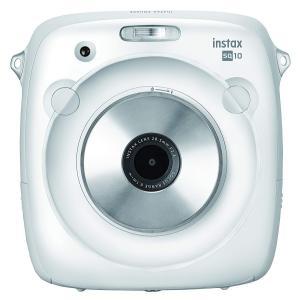 新規開発した「SQUAREフォーマットフィルム」を使用可能。 従来のインスタントカメラにデジタル技術...