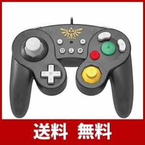 【任天堂ライセンス商品】ホリ クラシックコントローラー for Nintendo Switch ゼルダ【Nintendo Switch対応】|ys-factory-yfec