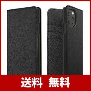 BONAVENTURA ボナベンチュラ ダイアリーケース [iPhone 11 Pro, ブラック]...