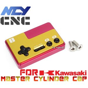 [超高品質]NCY CNC削出マスターシンダーキャップ Z125pro/Z125 pro/Z125プロ[BR125H]Dトラッカー/DトラッカーX/Dトラッカー125/KLX125/KLX250/KSR110|ys-parts-jp