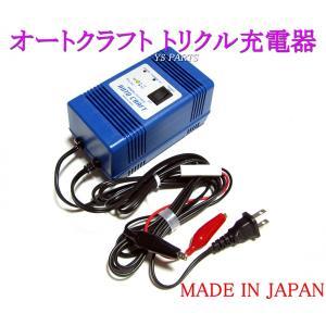 【超高品質国産品】オートクラフトトリクル充電器/維持充電器アドレスV125G/アドレスV125S/ス...