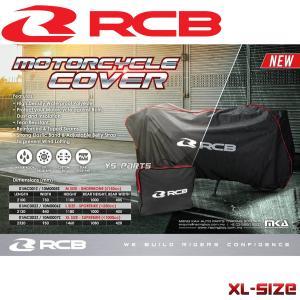 [収納袋付]RCBオックスブラックバイクカバーXLフュージョン/フォルツァ[MF08/MF10/MF13E]フェイズ/シルバーウイング400/X-ADV/XADV/CRF250|ys-parts-jp