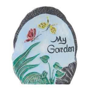 アートストーン オブジェ ガーデン雑貨 ガーデニング雑貨 置物 飾り ガーデンオーナメント おしゃれ 北欧 かわいい 可愛い ガーデン 庭 玄関 下駄箱
