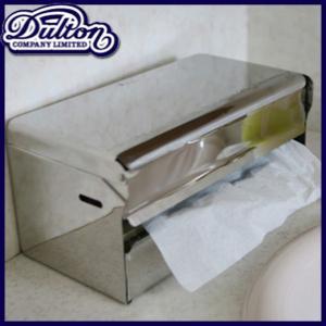DULTON ダルトン ティッシュディスペンサー ステンレス ティッシュケース ティッシュカバー ティッシュホルダー ティッシュ収納 キッチンペーパー ホルダー|ys-prism