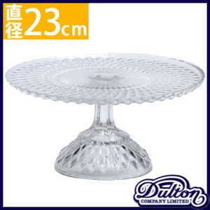DULTON ダルトン ガラスコンポート Macaron S GLASS COMPOTE Macaron S フルーツ皿 果物皿 フルーツプレート ガラスプレート ガラスコンポート 盛り付け皿|ys-prism