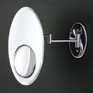 ミラー 鏡 フェイスミラー スタンドミラー ミラー 壁掛けオーバル拡大鏡 ダルトン DULTON|ys-prism