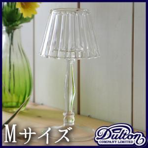 DULTON ダルトン ガラスキャンドルホルダー M キャンドルスタンド ろうそく立て 蝋燭立て キャンドル立て ろうそくホルダー ロウソク台 ろうそく台 おしゃれ|ys-prism