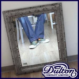 DULTON ダルトン  ウォールミラー レクタングル S Wall mirror Rectangle S 鏡 角型 大型 おしゃれ ビンテージ風 レトロ 美容院 カフェ 玄関 サロン ys-prism