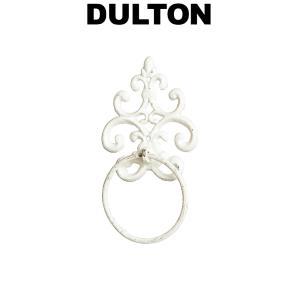 DULTON ダルトン タオルリング タオルハンガー タオル掛け タオルホルダー ふきん掛け アイアン おしゃれ アンティーク調 レトロ リング 壁掛け さび加工|ys-prism
