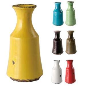 DULTON ダルトン 花瓶 フラワーベース 花びん 花器 一輪挿し 陶器 セラミック 小さめ ミニ アンティーク調 レトロ おしゃれ 北欧 かわいい 女性 女子 ガラス|ys-prism